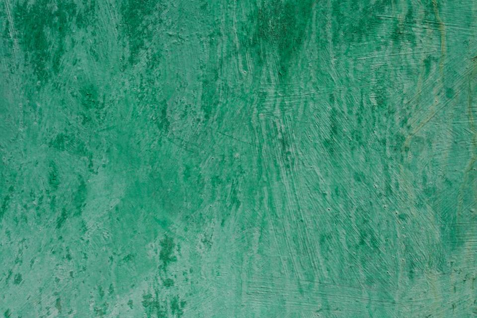 Green free metal texture