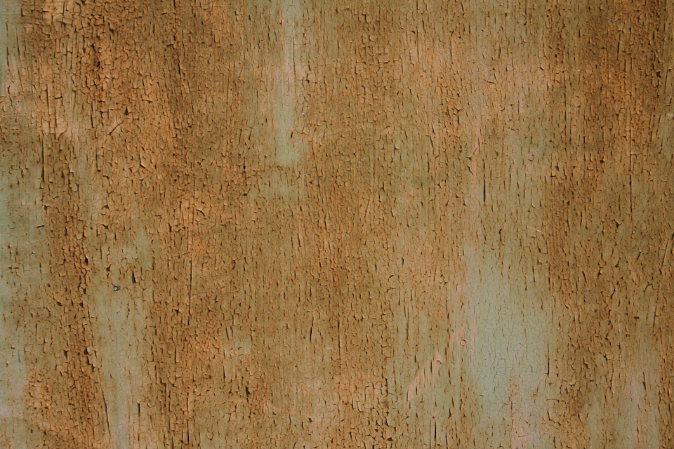 Green rusty cracked metal texture free download